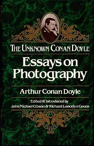Essays of Photography: Doyle, Arthur Conan