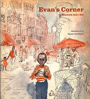 Evan's Corner: Hill, Elizabeth