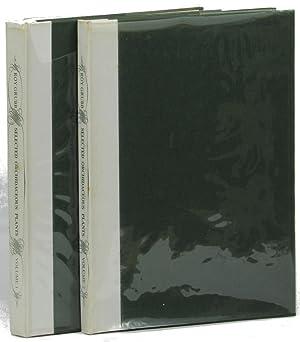 Selected Orchidaceous Plants [Two Volume Set]: Grubb, Roy