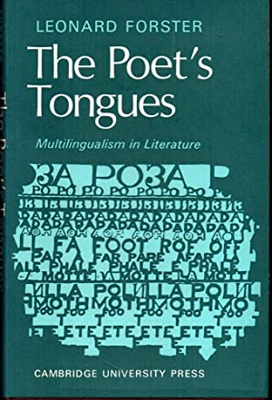 The Poet's Tongues: Multilingualism in Literature