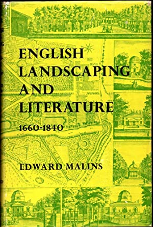 English Landscaping and Literature 1660-1840