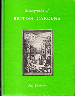 Bibliography of British Gardens