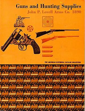 Guns and Hunting Supplies: John P. Lovell: John P. Lovell