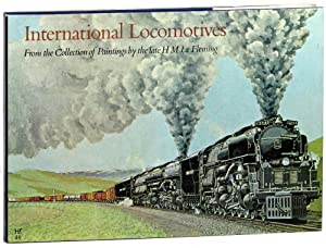 International Locomotives From the Collection of Paintings: A.E. Durrant and