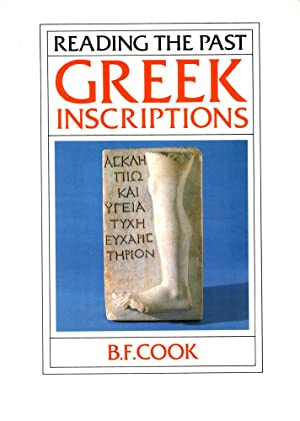 Reading the Past: Greek Inscriptions