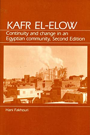Kafr El-Elow: Continuity and Change in an Egyptian Community