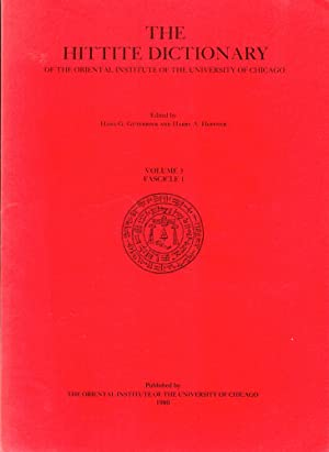 Hittite Dictionary, -ma to miyahurwant-, Volume 3, Fascicle 2