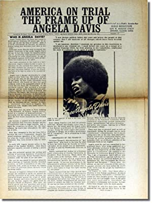 America on Trial: The Frame Up of Angela Davis
