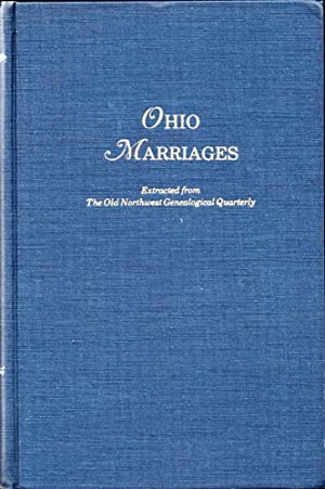 Ohio Marriages Extracted from The