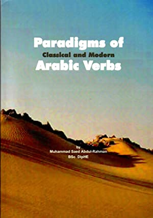 Paradigms of Classical and Modern Arabic Verbs
