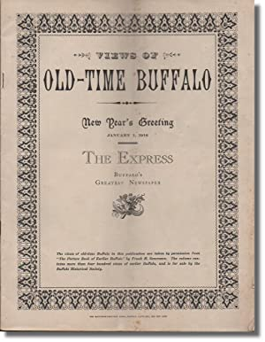 Views of Old Time Buffalo New Year's Greeting January 1, 1916 The Express Buffalo's Greatest News...