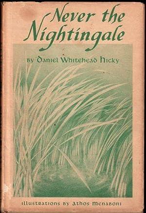 Never the Nightingale: Hicky, Daniel Whitehead; Illustrations by Athos Menaboni