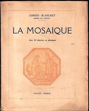 Las Mosaique: Blanchet, Adrien