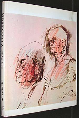Ira Moskowitz: Drawings: Raymond Charmet and Claude Roger Marx