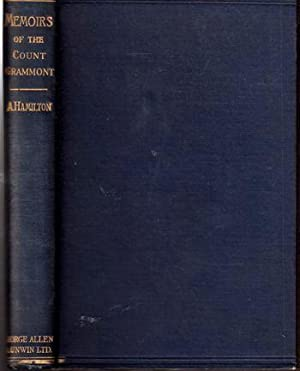 Memoirs of the Count de Grammont : Hamilton, Count Anthony