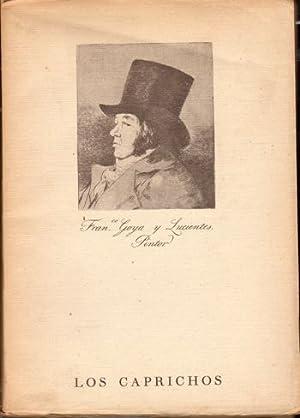 Los Caprichos Di Francisco Goya Y Luciented: Petrucci, Alfredo