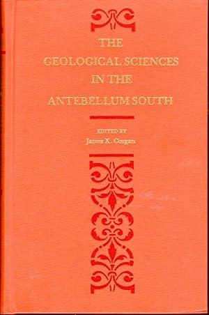 Geological Sciences Antebellum South: Corgan, James X.
