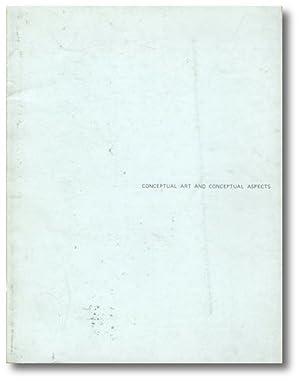 Conceptual Art and Conceptual Aspects: Karshan, Donald