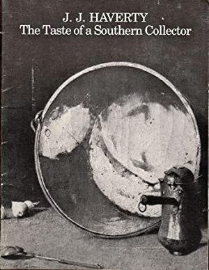 J.J. Haverty: The Taste of A Southern: Morrin, Peter