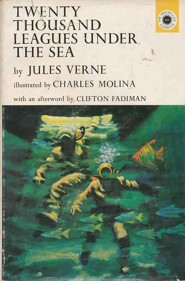 Twenty Thousand Leagues Under The Sea Verne Jules