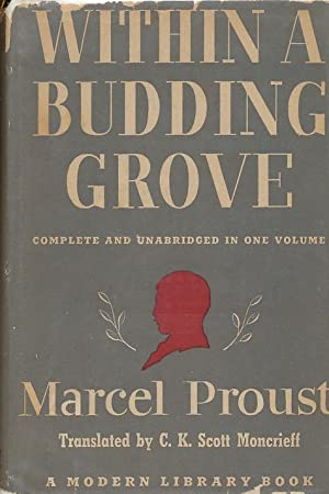 Within a Budding Grove: Proust, Marcel