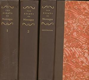The Essays of Michel de Montaigne Vols,: Montaigne, Michel de