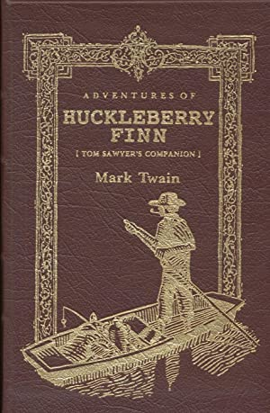 Adventures of Huckleberry Finn [Tom Sawyer's Companion]: Twain, Mark