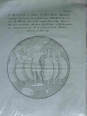 A Discus of Silver, of Ten Inches