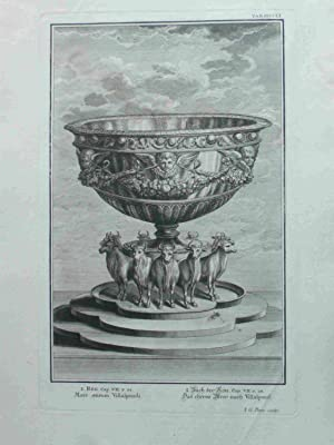 Mare Aeneum Villalpandi. Das Eherne Meer Nach: Pintz, I.G.; Scheuchzer,