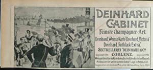 Deinhard Cabinet 1900