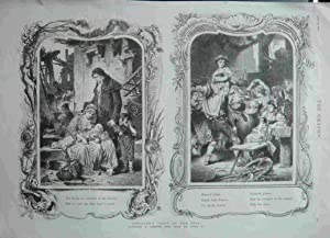 """Schiller's """"Song of the Bell""""Engraving"""
