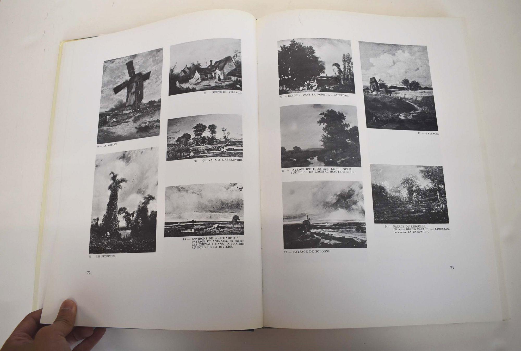 jules dupre 1811 1889 catalogue raisonne de l 39 oeuvre peint dessine et grave par aubrun marie. Black Bedroom Furniture Sets. Home Design Ideas