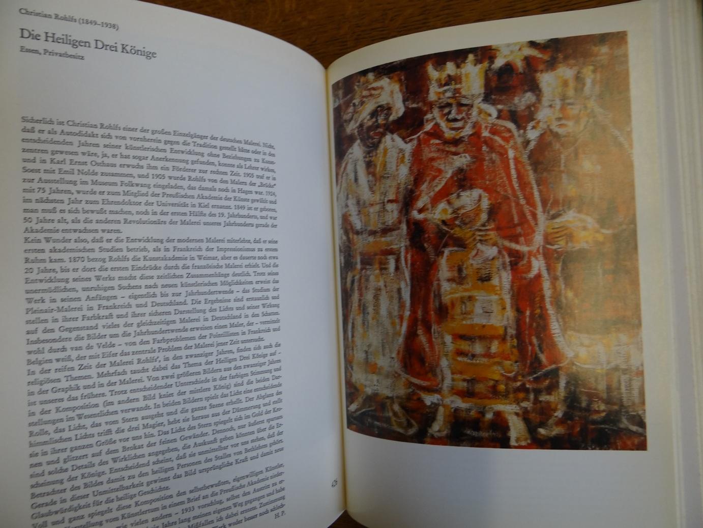 Die Goldene Palette Tausend Jahre Malerei In Deutschland