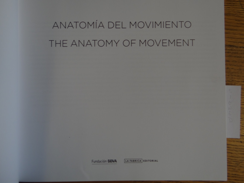 Harold Edgerton: The Anatomy of Movement = Anatomia del Movimiento ...