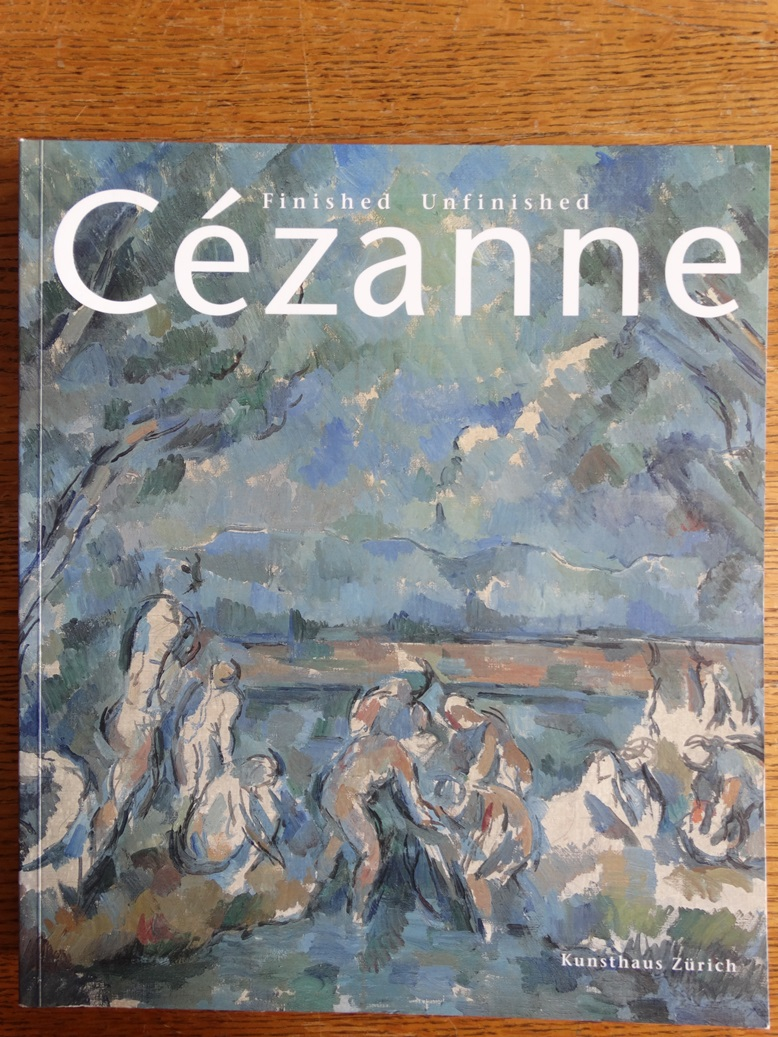 cezanne watercolors english and german edition