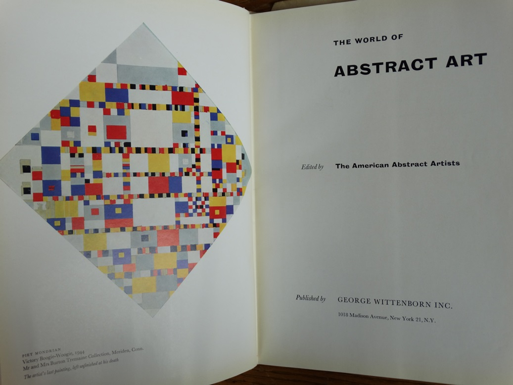 The World Of Abstract Art