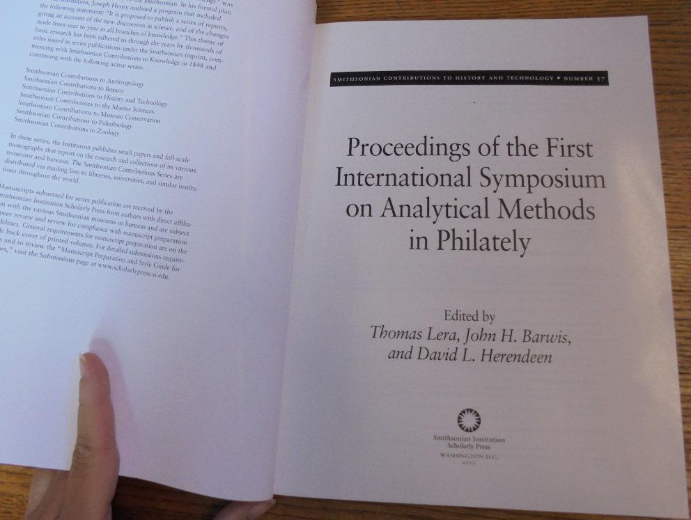 Proceedings Of The First International Symposium On