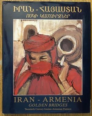 Iran - Armenia: Golden Bridges: 20th Century: Navasargian, Alice