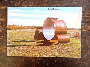 Lila Katzen: Sculpture and Site, 1975: Syracuse, NY: Everson
