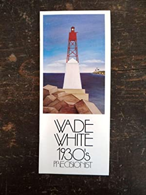 Wade White: 1930s Precisionist: NY: Janet Marqusee