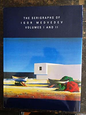 The Serigraphs of Igor Medvedev, Volume 1: Janson, Anthony F.