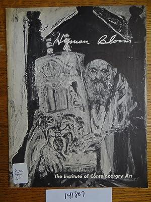 Hyman Bloom: Wight, Frederick S.