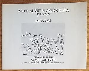 Ralph Albert Blakelock N.A., 1847-1919: Drawings: Vose Galleries