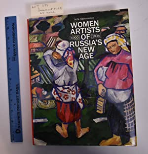 Women Artists of Russia's New Age 1900-1935