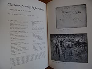 John Marin: Watercolors, Oil Paintings, Etchings: McBride, Henry et al.