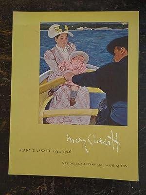 Mary Cassatt, 1844-1926: Washington, DC: National