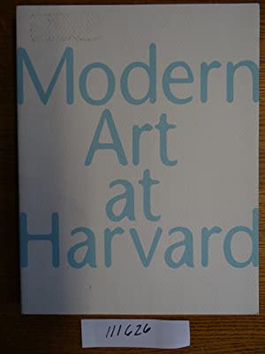 Modern Art at Harvard: Kijima, Shunsuke