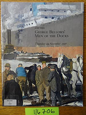George Bellows' Men of the Docks