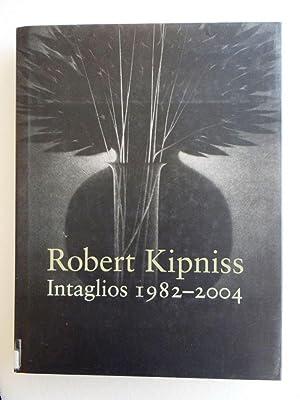 Robert Kipniss: Intaglios 1982-2004: Piche, Thomas Jr.