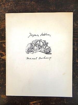 Jacques Villon, Raymond Duchamp-Villon, Marcel Duchamp: New York: Guggenheim